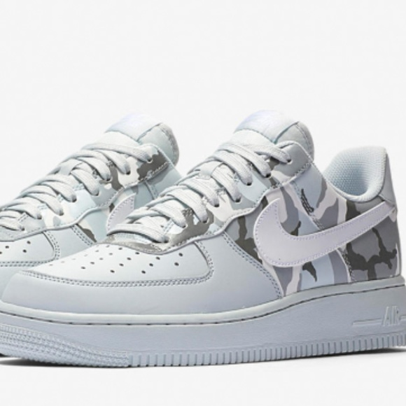 01a93415aff78 ... netherlands nike air force 1 low pure platinum wolf grey camo 0e7a1  0c561 ...